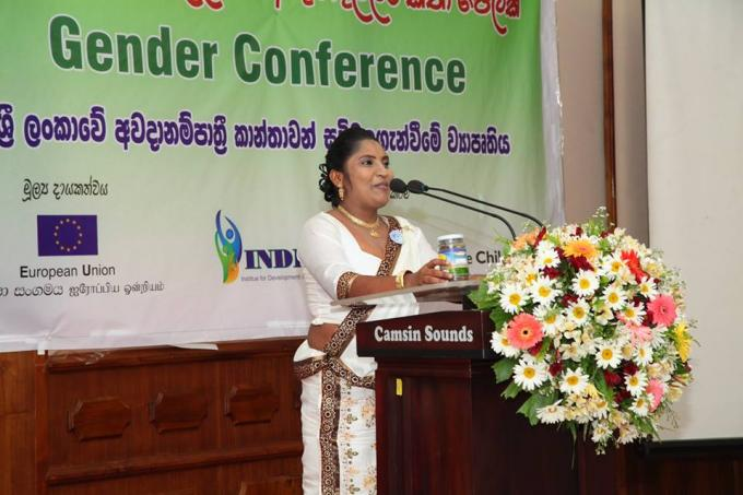 gender issues in sri lanka Sri lanka has been lauded for equal access to education for girls and boys, but textbooks and traditions continue to play a role in perpetuating inequitable gender norms and stereotypes sri lanka .