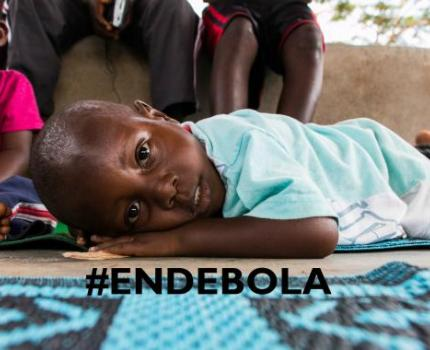 Tell World Leaders It's Time To #EndEbola