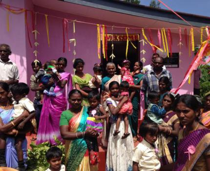 Safe and Quality Child Development Centers for Children in Nuwara Eliya