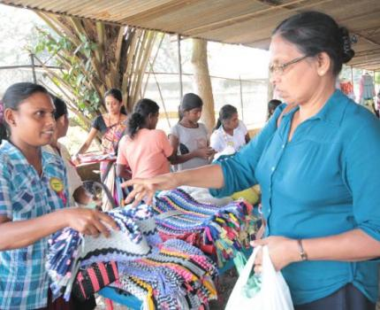 Trade Fair of Women Micro Entrepreneurs