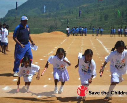 Race for Survival 2015 in Sri Lanka